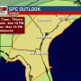 Severe Storms Continue Sunday