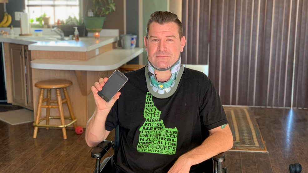 'Hey Siri': Popular Apple tool helps save man's life after he crashes jeep  | KSNV