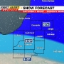 WSBT 22 First Alert Weather: Snow totals and expectations through the weekend