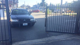DUI suspect wakes up, crashes through security gates at Bremerton Police Dept.
