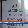 Mobile reaches agreement for outdoor alcohol sales for Ten Sixty Five