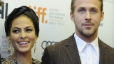 Eva Mendes gives birth in secret