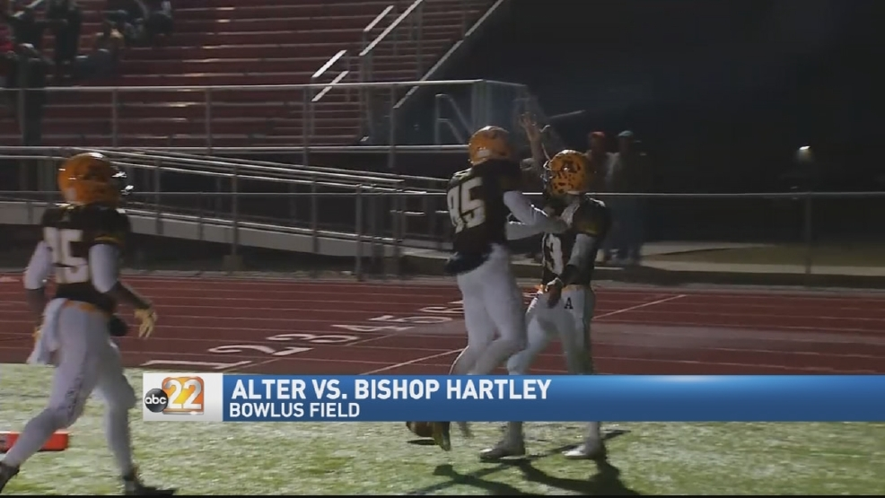 Alter falls short in state semi-final to Bishop Hartley