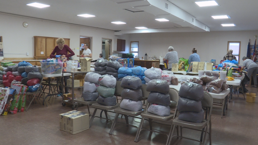 local churches with food banks