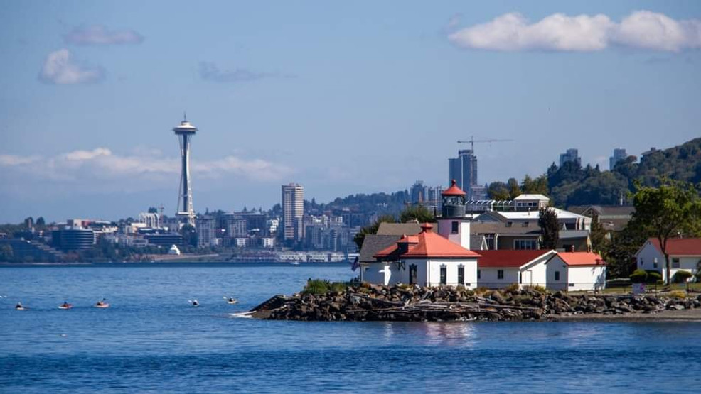 Seattle finishes up coolest 'summer' in 8 years though the heat is not finished yet