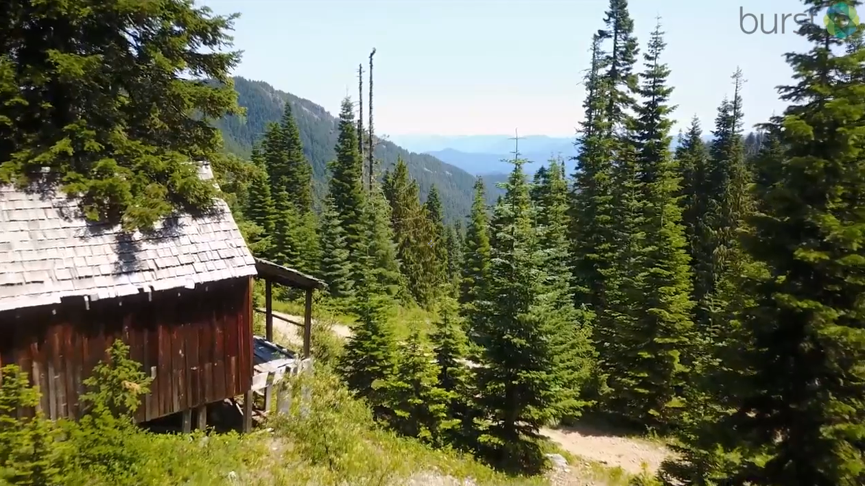 Bohemia Mountain east of Cottage Grove on the Umpqua National Forest (Still image from video by Adam Rector)