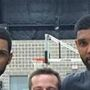 Former Spurs teammates Tim Duncan, Jeff Ayres putting in offseason training