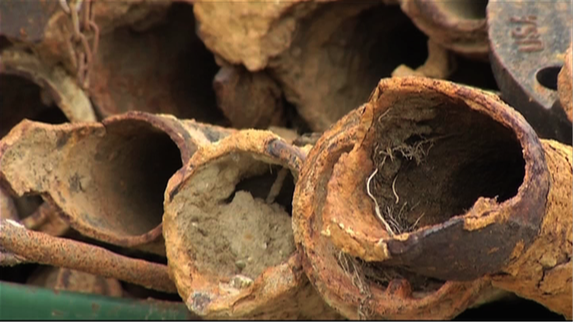 Half a million lead water pipes would be targeted for replacement -- at a cost of about $2.5 billion -- under a new Michigan water regulation that takes effect in June. (WWMT/File)