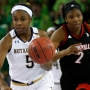 Notre Dame hopes hot shooting continues in Elite Eight