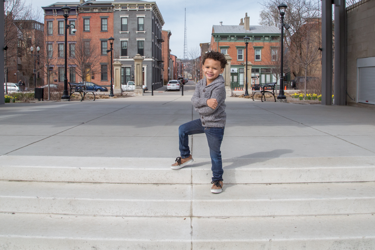 Model: Kingston / Location: Washington Park in OTR / Image: Catherine Viox / Published: 3.28.17