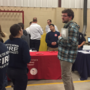 Local fire and police departments look for new candidates at public safety job fair