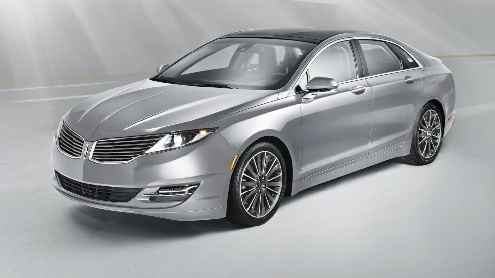 Ford Recalls Fusion Lincoln Mkz For Seatbelt Seat Back Problems