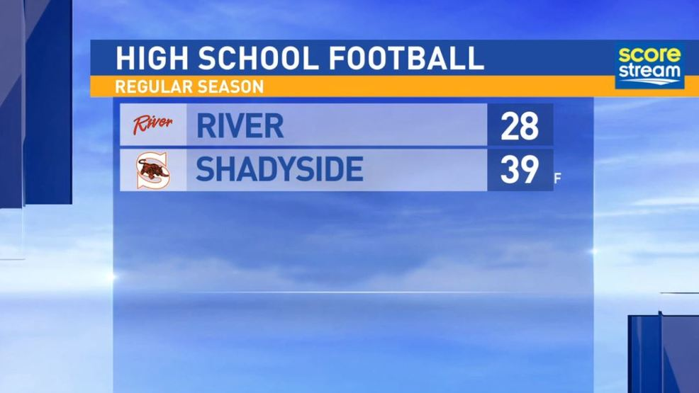 9.29.17 Highlights: River at Shadyside