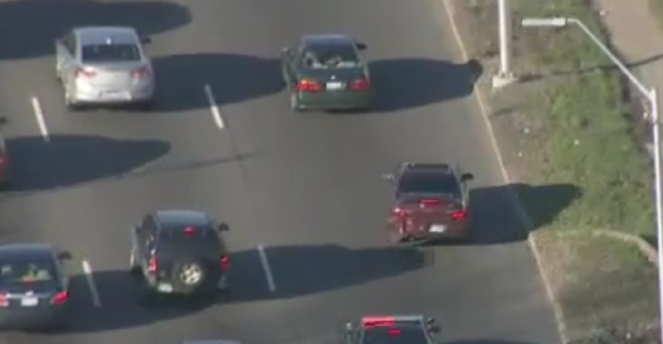 video high speed police chase caught on camera wjla