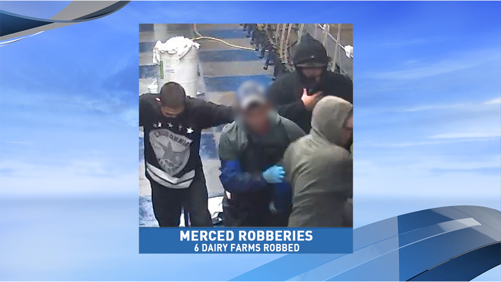 6 dairy farms robbed in Merced County (Photo MCSO)