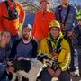 Dog rescued after surviving 50-foot fall off cliff in Grand County