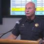 Chief Dyer news conference on crime trends