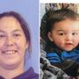 Missing persons alert issued for 2-year-old boy