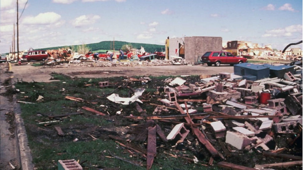 On this day: The Barneveld tornado of 1984 | WMSN