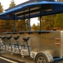 Foxy Pedaler coming to Green Bay