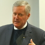 Rep. Mark Meadows answers Hendersonville students' questions about gun laws