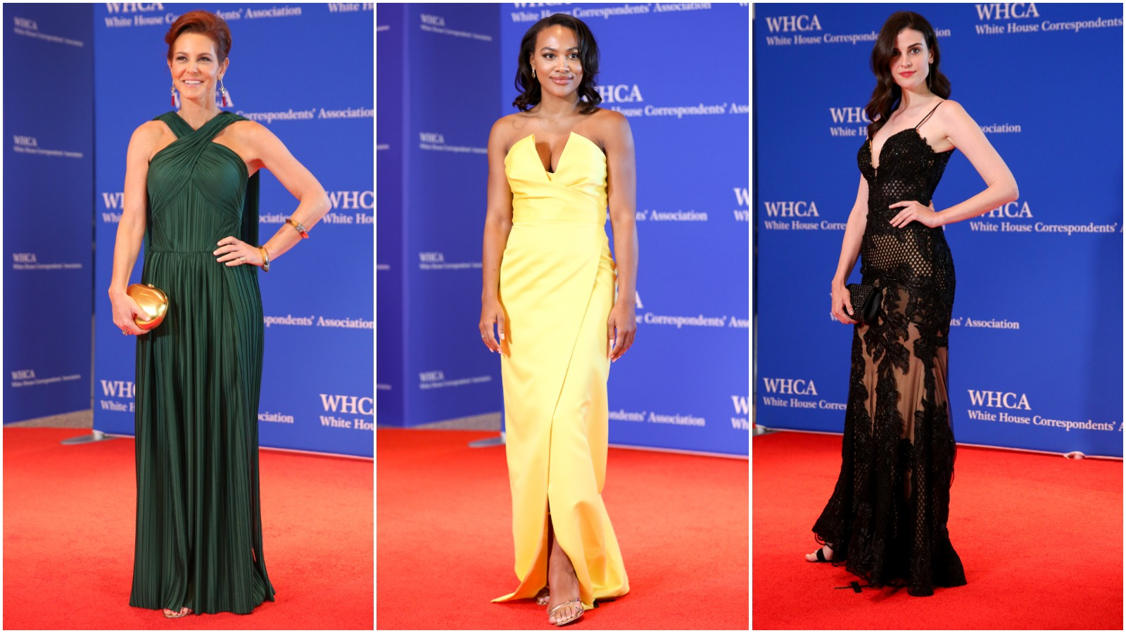 From 4/20 festivities to the White House Correspondents' Dinner, there were plenty of opportunities to spot interesting looks around town this April. Here were some of our favorites this month. (Amanda Andrade-Rhoades/DC Refined)
