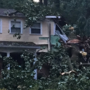 Over 1,000 residents without power after severe weather damages homes in Fairfax Co.