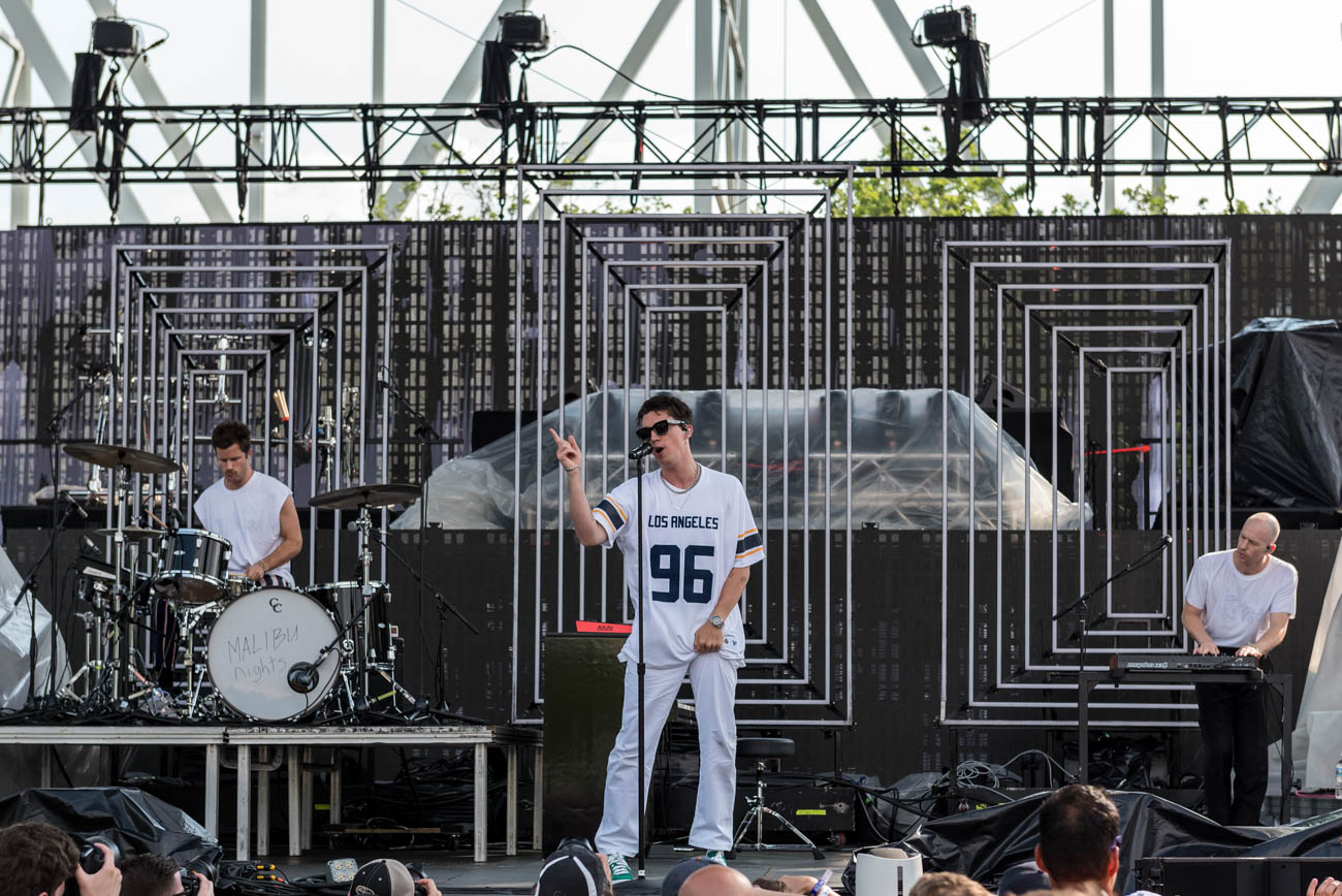 LANY performs on Friday, June 1 / Image: Mike Menke // Published: 6.4.18