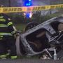 4 high school students killed, 1 hurt in Massachusetts crash