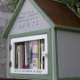 Etna's Little Library has something deeper in its pages