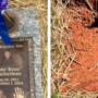 Boy's grave marker repossessed
