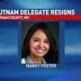Republican Putnam delegate steps down from West Virginia House post