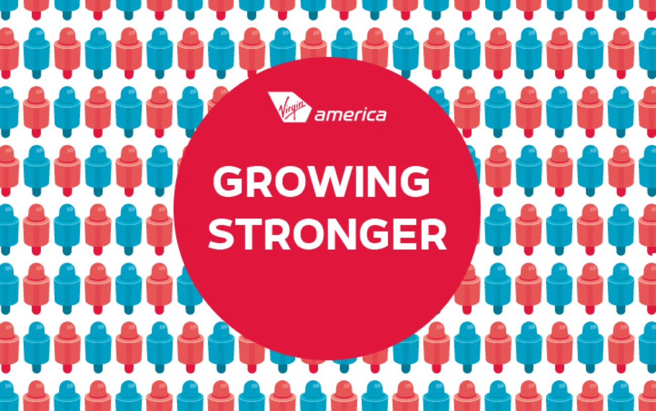 <p>In 2012 Virgin America approached WHBV for assistance in developing the story and a theme for their 2013 Refresh event and executing it through print and digital components. / Image courtesy of We Have Become Vikings // Published: 7.18.18</p>
