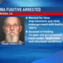 Iowa man wanted for imprisonment arrested in California