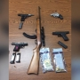 Firearms, drugs, money taken after multiple gang-related arrests made in Danville