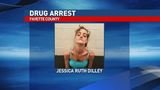 Fayette County woman arrested on drug charges following traffic stop
