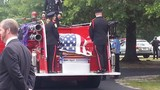Marion County fire chief given hero's funeral