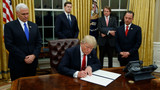 Trump's executive order to repeal Obamacare could go further than critics suggest