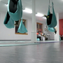 Aerial yoga relaxes Tri-State residents