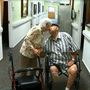 Never too late for love: Nursing home couple weds after whirlwind romance
