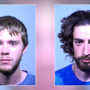 Two men charged with burglary after Harpswell homeowner chases one down