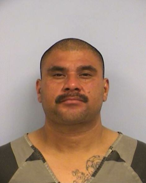 45-year-old Jesus Gonzales  is wanted on charges of burglary, robbery, narcotics use, and assaulting two women. (Photos courtesy: Lone Star Fugitive Task Force)