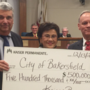 Kaiser Permanente donates half a million dollars to Southwest Bakersfield sports complex