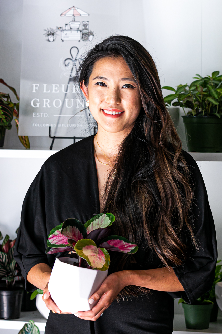 Christine Kim, owner / Image: Amy Elisabeth Spasoff // Published: 7.5.20