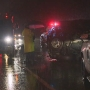 1 killed, 2 injured in Kitsap Co. highway crash after driver falls asleep