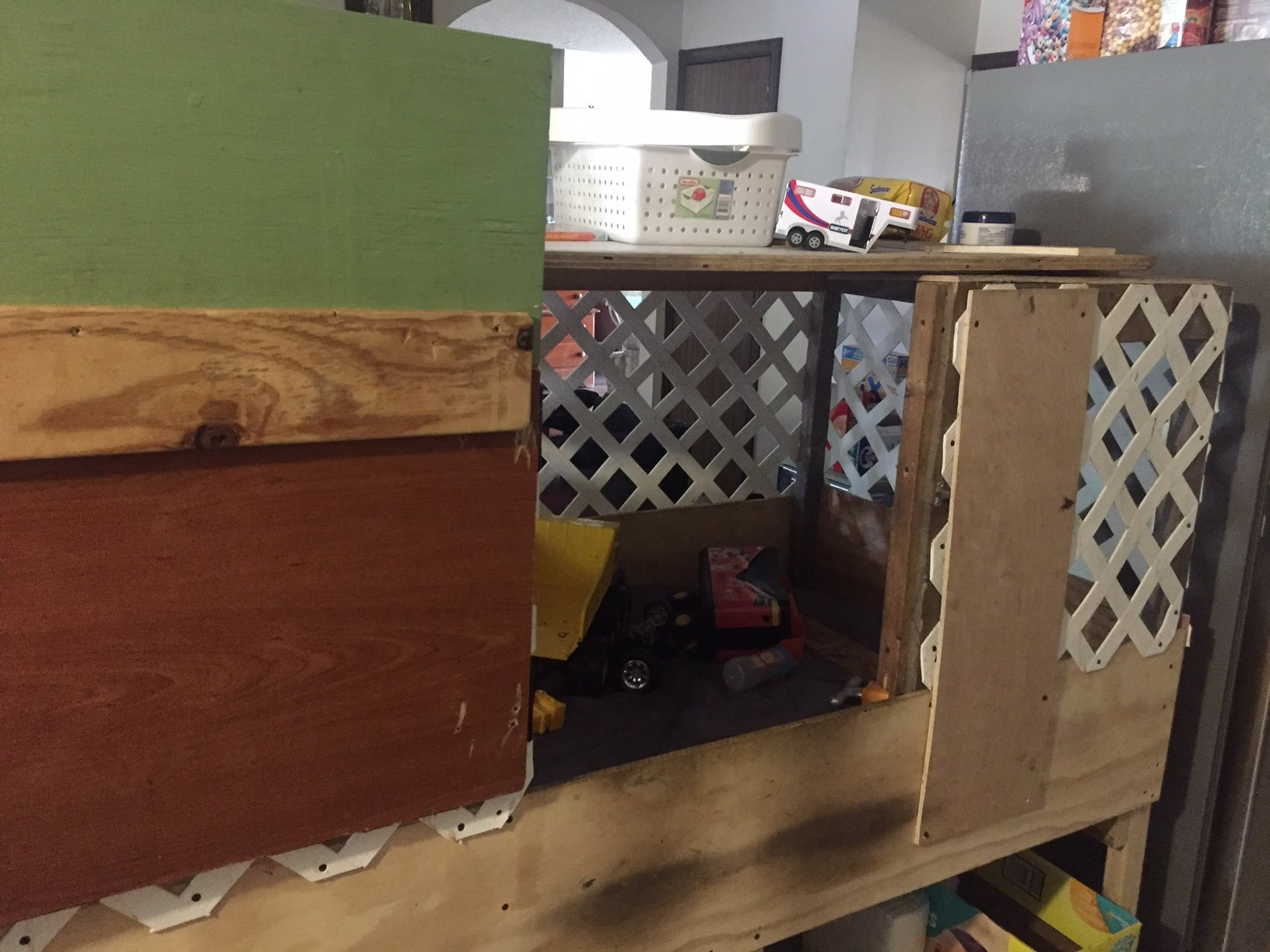 EXCLUSIVE | Mother speaks out regarding children left alone, one in 'homemade cage'  (CBS21News)