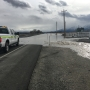 Carson River hits major flood stage; water spills onto Hwy. 395