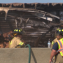 Ohio Turnpike backed up near Fremont after fiery semi crash