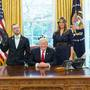 The meaning behind Rhode Island's Teacher of the Year photo with President Trump