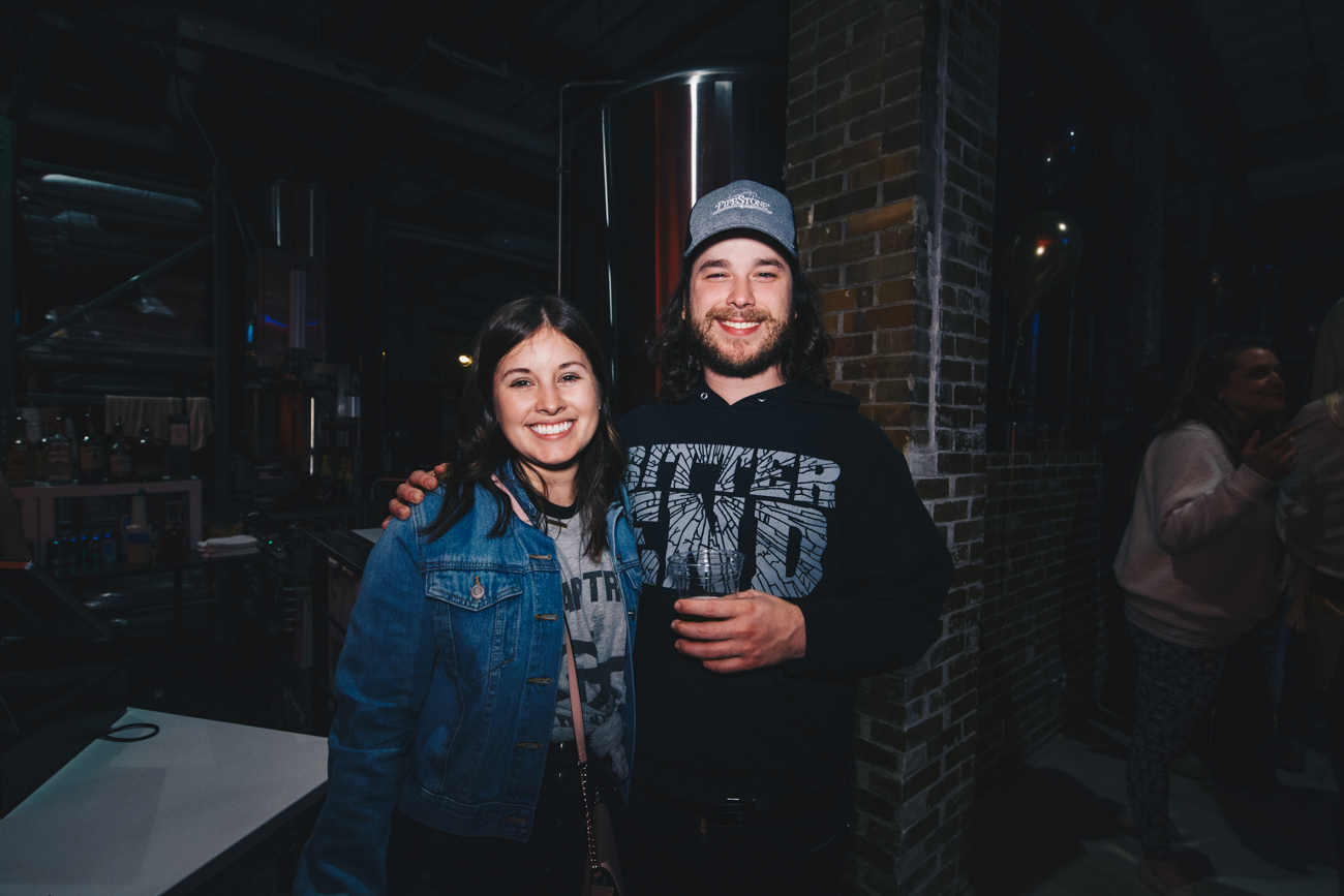 Courtney Abbruzzese and Chase Thornhill /{ }Image: Catherine Viox{ }// Published: 2.3.19